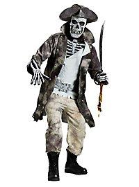 Cursed pirate costume