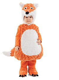 Cute fox kid's costume