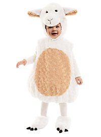 Cute lamb kid's costume