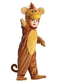 Cute monkey kid's costume