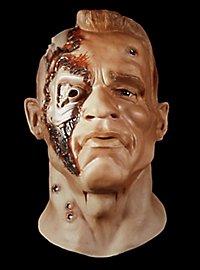 Cyborg Masque en mousse de latex