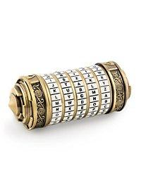 Da Vinci Code Kryptex klein