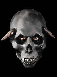 Dämon Maske aus Schaumlatex