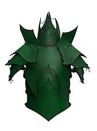 Dämonen Lederrüstung grün