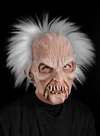 Dämonenfratze  Maske mit beweglichem Mund