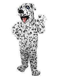 Dalmatian Mascot