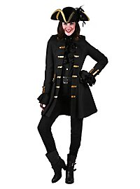 Damen Piratenjacke