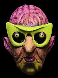 Daniel Horne's Atomic Alien Brainiac Maske aus Latex