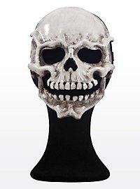 Danse macabre Masque en cuir