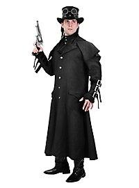 Dark Adventurer Ulster Coat