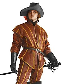 Leather jerkin - D'Artagnan