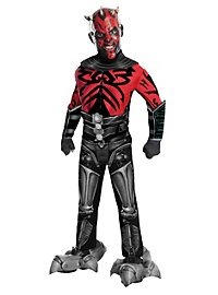 Darth Maul Muscle Deluxe Kids Costume