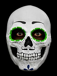 Day of the Dead Catrin Latex Full Mask