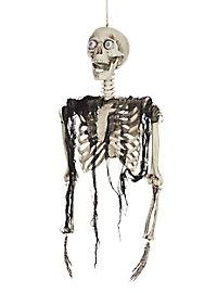 Décoration à pendre Torse de squelette éclairé