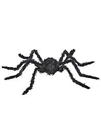 Décoration d'Halloween Araignée géante avec effets lumineux et sonores