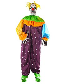 Décoration d'Halloween Clown terrifiant