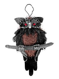 Décoration d'Halloween Grand hibou