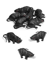 Décoration d'Halloween Kit de rats