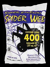 Décoration toile d'araignée 120 g