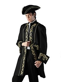 Decorative Frock Coat gold Costume