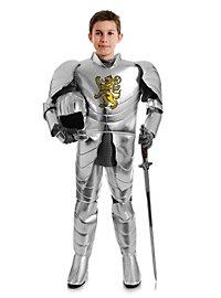 Déguisement armure de chevalier pour enfant