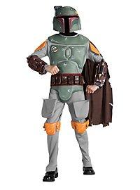 Déguisement Boba Fett Star Wars Deluxe pour enfant
