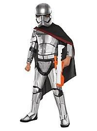 Déguisement capitaine Phasma Star Wars 7 pour enfant