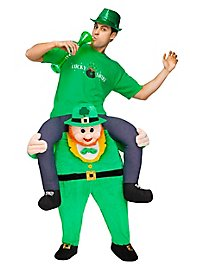 Déguisement Carry Me leprechaun joyeux