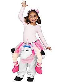Déguisement Carry Me licorne pour enfant