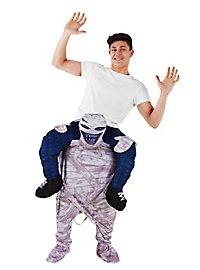 Déguisement Carry Me momie