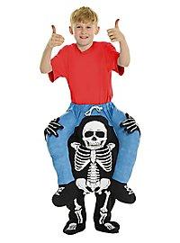 Déguisement Carry Me squelette pour enfant