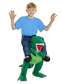 Déguisement Carry Me T-Rex pour enfant