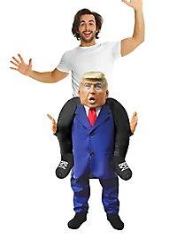 Déguisement Carry Me Trump