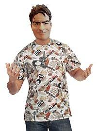 T-Shirt Charlie Sheen
