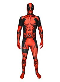 Déguisement combinaison Deadpool Digital Morphsuit