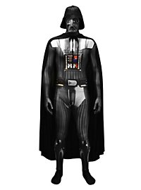 Déguisement combinaison Digital Morphsuit Dark Vador Star Wars
