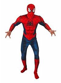 Déguisement combinaison torse musclé Spider-Man officiel