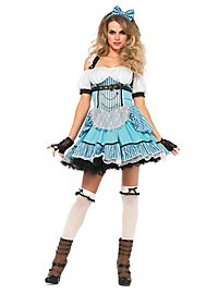 Déguisement d'Alice steampunk