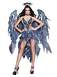 Déguisement d'ange des ténèbres sexy