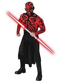 Déguisement Dark Maul musclé Star Wars Deluxe