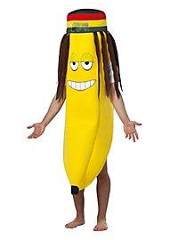 Déguisement de banane jamaïcaine
