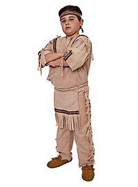 Déguisement de chef de tribu pour enfant
