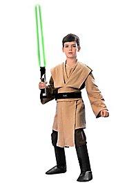 Déguisement de chevalier Jedi Star Wars Deluxe pour enfant