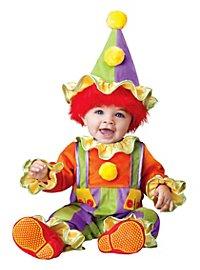 Déguisement de clown pour bébé