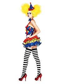Déguisement de clown sexy