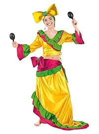 Déguisement de danseuse brésilienne
