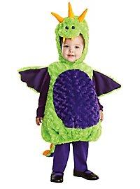 Déguisement de dragon tout doux pour bébé