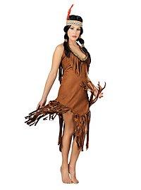 Déguisement de fille de chef de tribu