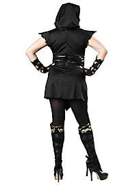 Déguisement de guerrière ninja