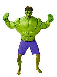 Déguisement de Hulk gonflable